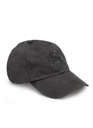 Mavi Erkek  Mühür Logo Şapka 090290-28393 Gri